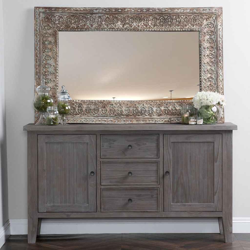 22 stunning diy painted mirror designs ideas (2)