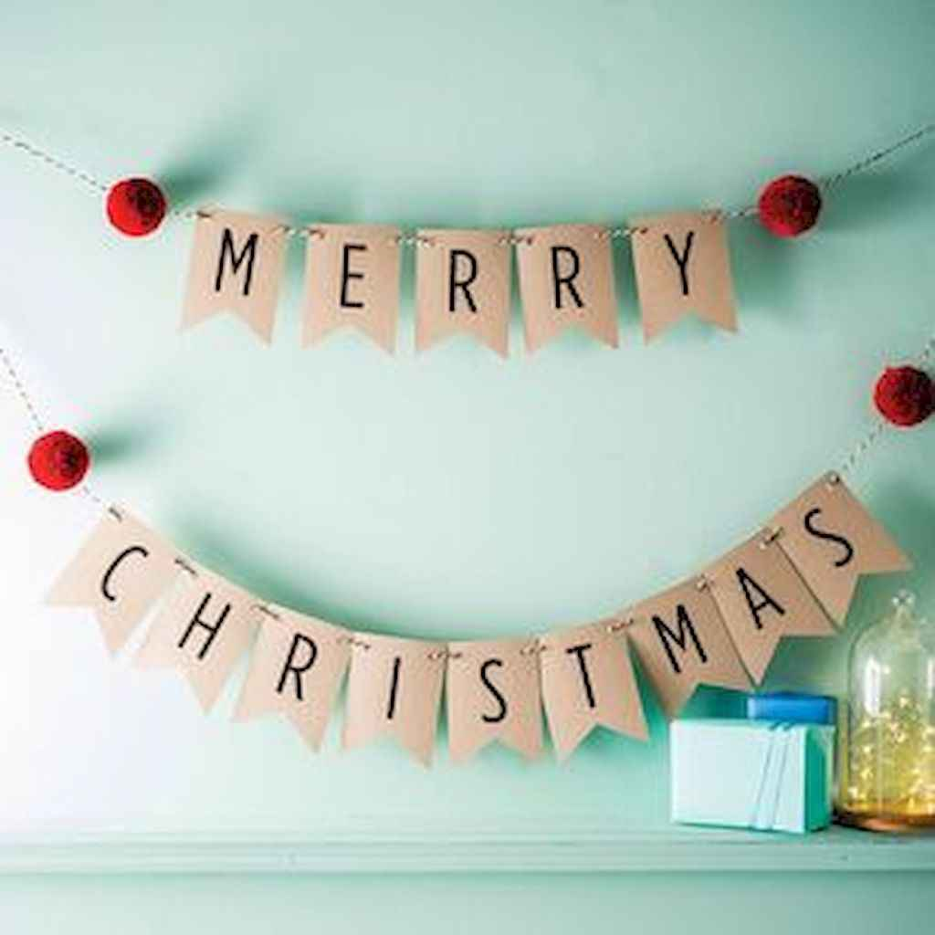 25 awesome christmas decorations apartment ideas (1)