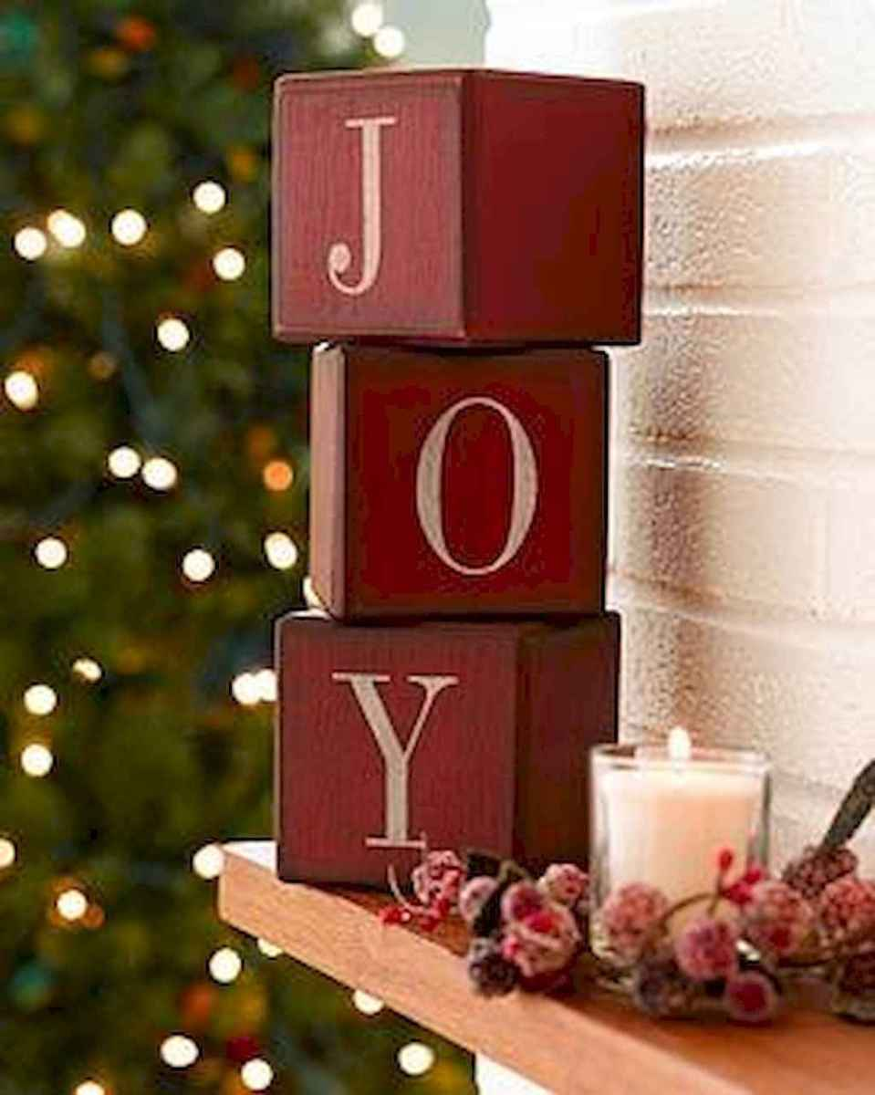 25 gorgeous diy crafts wooden christmas ideas (23)