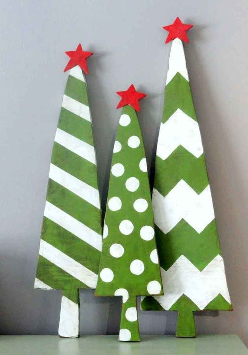 25 gorgeous diy crafts wooden christmas ideas (24)