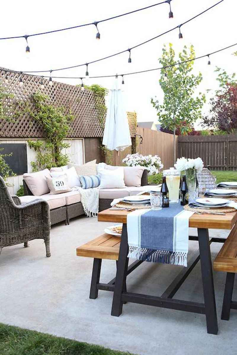 30 wondrous farmhouse backyard ideas landscaping on a budget (31)