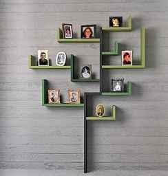 40 diy family photos display ideas for apartment decor (24)
