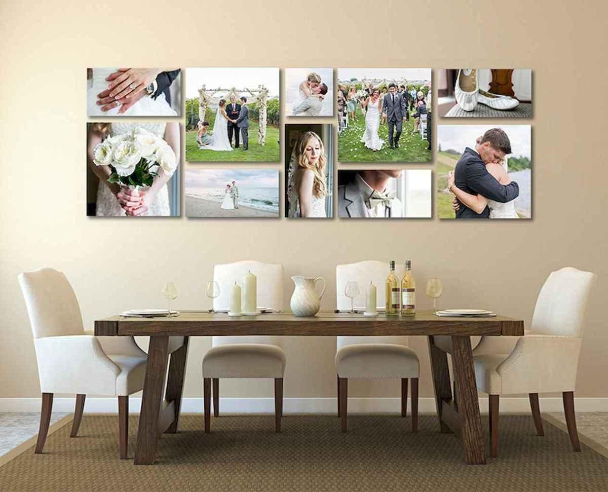 40 diy family photos display ideas for apartment decor (8)
