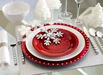 44 stunning mesa centerpiece christmas decor ideas (13)