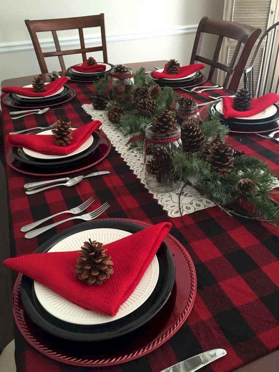 44 stunning mesa centerpiece christmas decor ideas (20)