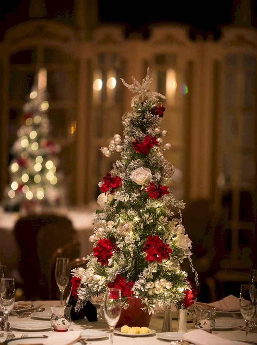 44 stunning mesa centerpiece christmas decor ideas (27)