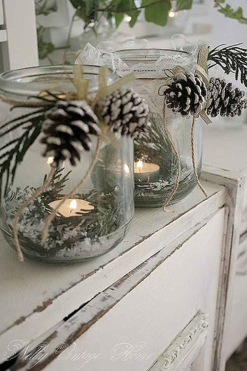 45 outdoor pine cones christmas decorations ideas (7)