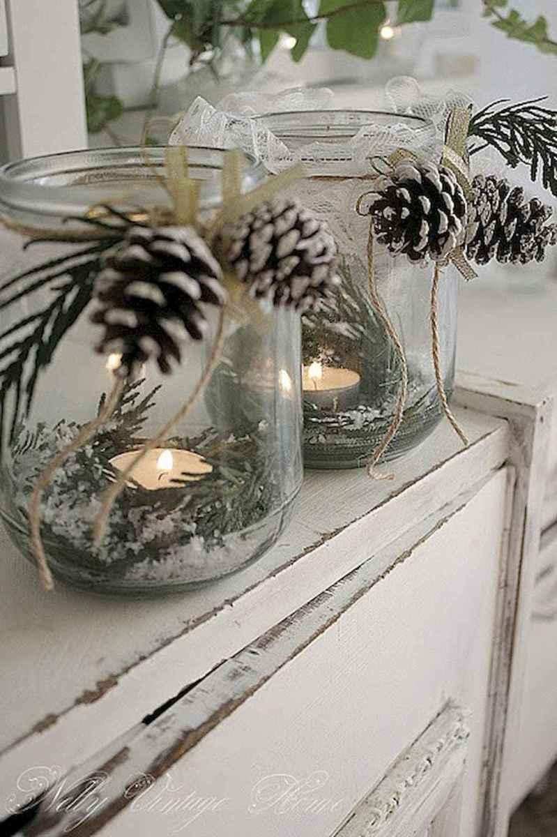 45 outdoor pine cones christmas decorations ideas (7)