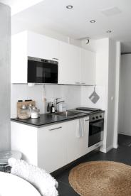 50 amazing small apartment kitchen decor ideas (18)