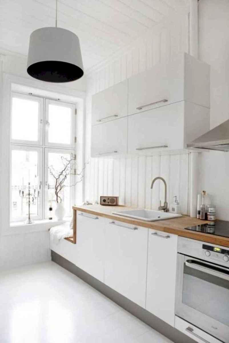 50 amazing small apartment kitchen decor ideas (33)