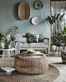 50 elegant rustic apartment living room decor ideas (12)