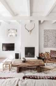 50 elegant rustic apartment living room decor ideas (13)