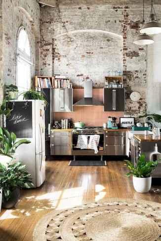 50 elegant rustic apartment living room decor ideas (18)