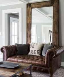 50 elegant rustic apartment living room decor ideas (24)