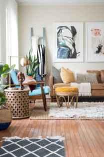 50 elegant rustic apartment living room decor ideas (44)