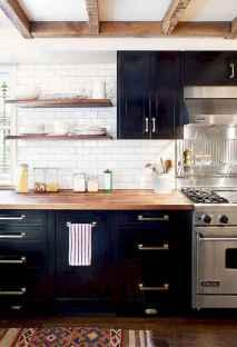 50 fabulous apartment kitchen cabinets decor ideas (19)