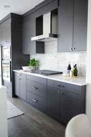 50 fabulous apartment kitchen cabinets decor ideas (33)