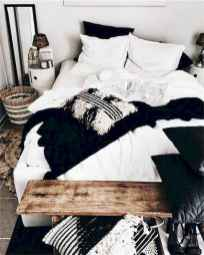 50 incredible apartment bedroom decor ideas with boho style (7)