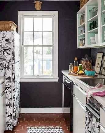 50 miraculous apartment kitchen rental decor ideas (33)
