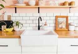 50 miraculous apartment kitchen rental decor ideas (35)