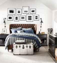 50 stunning vintage apartment bedroom decor ideas (20)
