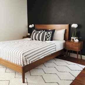 50 stunning vintage apartment bedroom decor ideas (27)