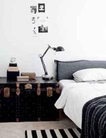 50 stunning vintage apartment bedroom decor ideas (9)