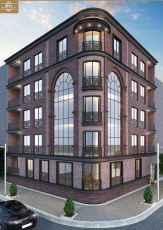 50 marvelous modern facade apartment decor ideas (34)