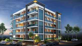 50 marvelous modern facade apartment decor ideas (36)