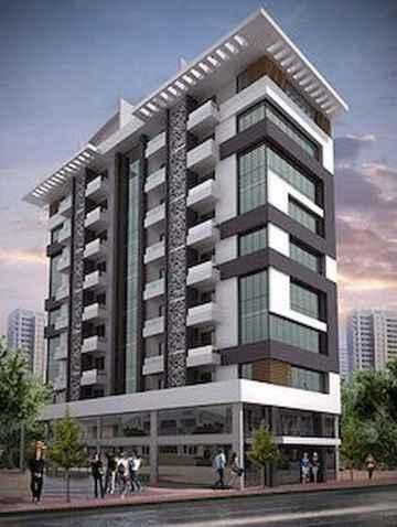 50 marvelous modern facade apartment decor ideas (7)
