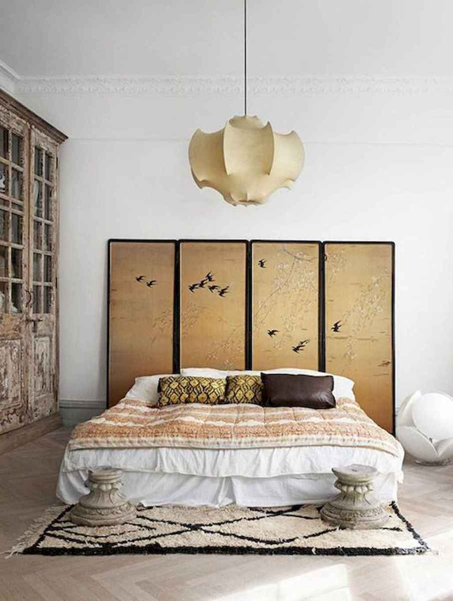 60 cool eclectic master bedroom decor ideas (18)