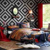 60 cool eclectic master bedroom decor ideas (41)