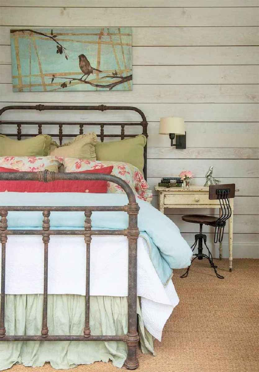 60 cool eclectic master bedroom decor ideas (48)