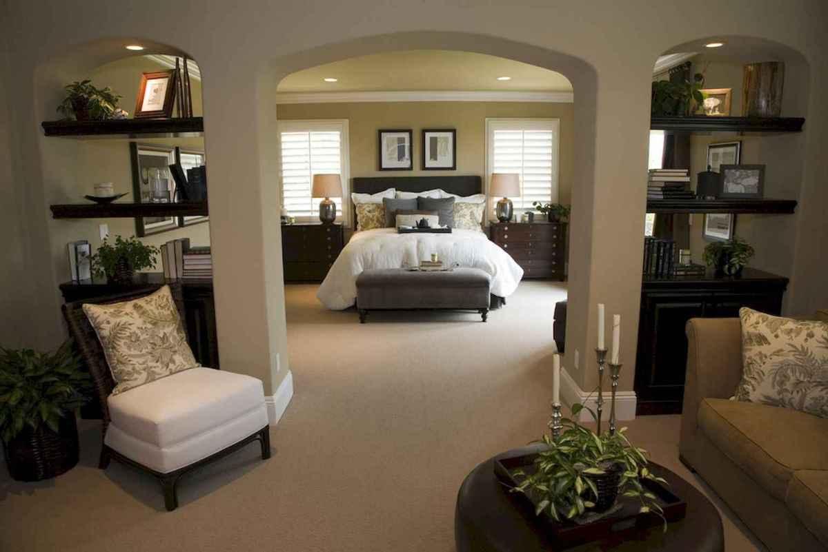 60 glamorous dream master bedroom decor ideas (9)