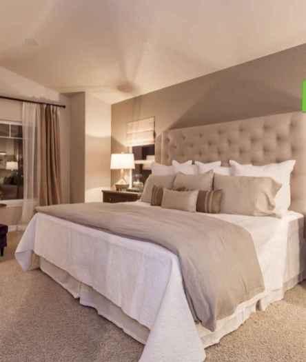 60 romantic master bedroom decor ideas (18)
