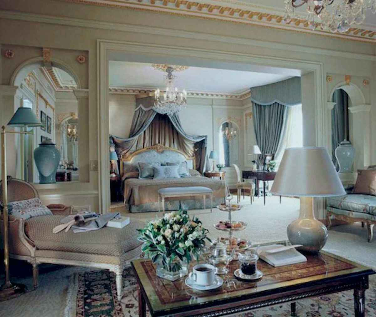 60 romantic master bedroom decor ideas (49)