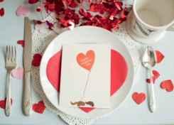 66 romantic valentines table settings decor ideas (18)