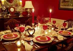 66 romantic valentines table settings decor ideas (33)