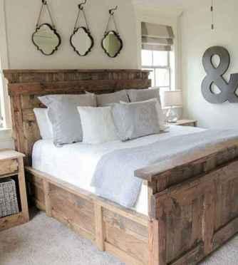 70 beautiful farmhouse master bedroom decor ideas (21)