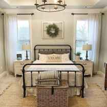70 beautiful farmhouse master bedroom decor ideas (29)