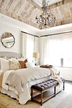 70 beautiful farmhouse master bedroom decor ideas (70)