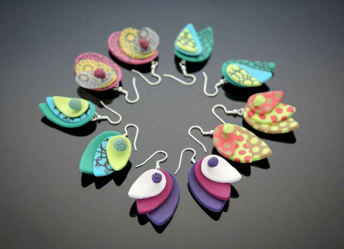 70 beauty and easy polymer clay ideas for beginners (38)