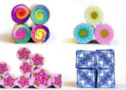 70 beauty and easy polymer clay ideas for beginners (57)