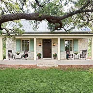70 brilliant small farmhouse plans design ideas (51)
