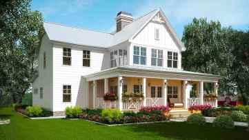 70 brilliant small farmhouse plans design ideas (57)