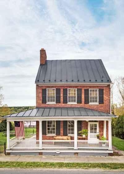 70 brilliant small farmhouse plans design ideas (61)