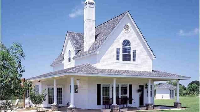 70 brilliant small farmhouse plans design ideas (68)