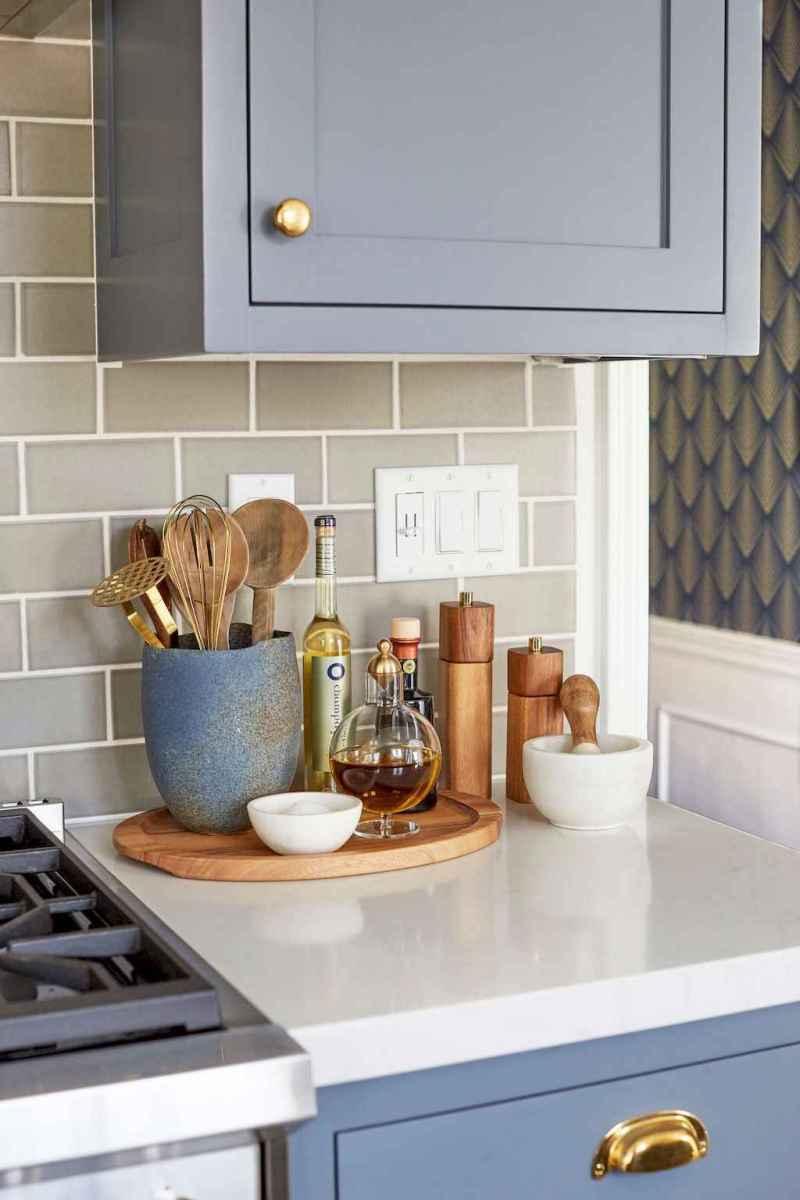 70 cool modern apartment kitchen decor ideas (60 ...