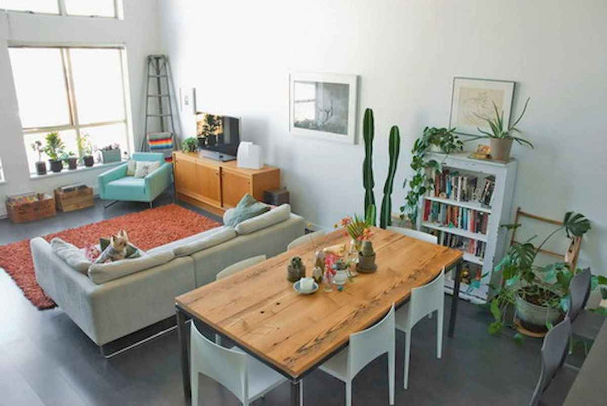77 magnificent small studio apartment decor ideas (6)