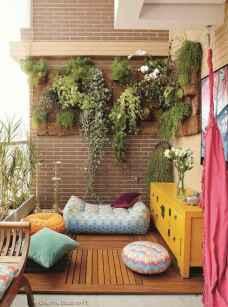 80 brilliant apartment garden indoor decor ideas (36)